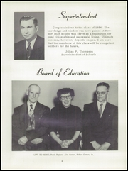 Page 11, 1954 Edition, Newport High School - Live Wire Yearbook (Newport, ME) online yearbook collection