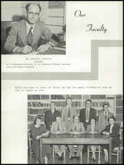 Page 12, 1954 Edition, Newport High School - Live Wire Yearbook (Newport, ME) online yearbook collection