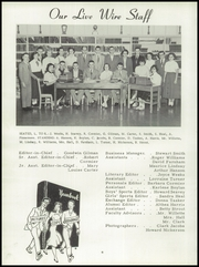 Page 14, 1954 Edition, Newport High School - Live Wire Yearbook (Newport, ME) online yearbook collection