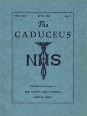 Page 1, 1928 Edition, Norway High School - Caduceus Yearbook (Norway, ME) online yearbook collection