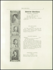Page 11, 1928 Edition, Norway High School - Caduceus Yearbook (Norway, ME) online yearbook collection