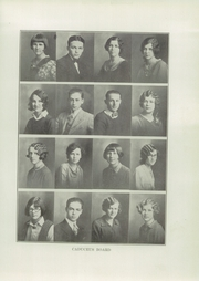 Page 13, 1929 Edition, Norway High School - Caduceus Yearbook (Norway, ME) online yearbook collection