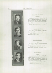 Page 16, 1929 Edition, Norway High School - Caduceus Yearbook (Norway, ME) online yearbook collection