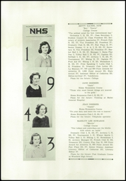 Page 10, 1943 Edition, Norway High School - Caduceus Yearbook (Norway, ME) online yearbook collection