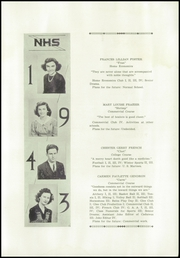 Page 11, 1943 Edition, Norway High School - Caduceus Yearbook (Norway, ME) online yearbook collection