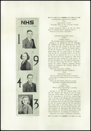 Page 12, 1943 Edition, Norway High School - Caduceus Yearbook (Norway, ME) online yearbook collection