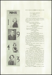 Page 13, 1943 Edition, Norway High School - Caduceus Yearbook (Norway, ME) online yearbook collection