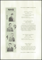 Page 15, 1943 Edition, Norway High School - Caduceus Yearbook (Norway, ME) online yearbook collection