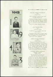 Page 16, 1943 Edition, Norway High School - Caduceus Yearbook (Norway, ME) online yearbook collection