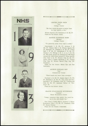 Page 17, 1943 Edition, Norway High School - Caduceus Yearbook (Norway, ME) online yearbook collection
