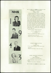 Page 8, 1943 Edition, Norway High School - Caduceus Yearbook (Norway, ME) online yearbook collection