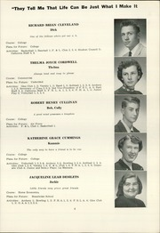 Page 11, 1958 Edition, Norway High School - Caduceus Yearbook (Norway, ME) online yearbook collection