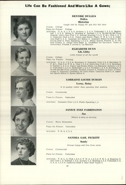 Page 12, 1958 Edition, Norway High School - Caduceus Yearbook (Norway, ME) online yearbook collection