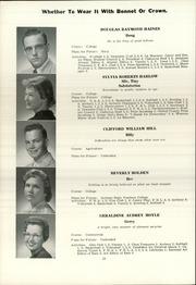 Page 14, 1958 Edition, Norway High School - Caduceus Yearbook (Norway, ME) online yearbook collection