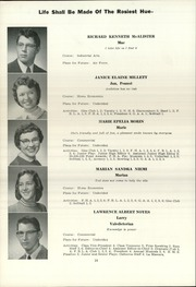 Page 16, 1958 Edition, Norway High School - Caduceus Yearbook (Norway, ME) online yearbook collection