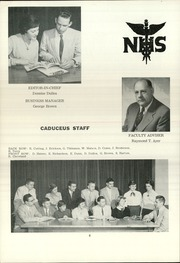 Page 8, 1958 Edition, Norway High School - Caduceus Yearbook (Norway, ME) online yearbook collection