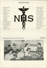 Page 9, 1958 Edition, Norway High School - Caduceus Yearbook (Norway, ME) online yearbook collection
