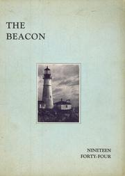 1944 Edition, Cathedral High School - Beacon Yearbook (Portland, ME)