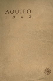 Page 1, 1942 Edition, Ricker Classical Institute - Aquilo Yearbook (Houlton, ME) online yearbook collection