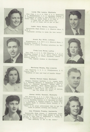 Page 13, 1942 Edition, Ricker Classical Institute - Aquilo Yearbook (Houlton, ME) online yearbook collection