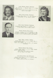 Page 15, 1942 Edition, Ricker Classical Institute - Aquilo Yearbook (Houlton, ME) online yearbook collection