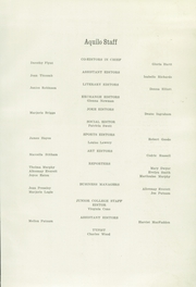 Page 7, 1942 Edition, Ricker Classical Institute - Aquilo Yearbook (Houlton, ME) online yearbook collection