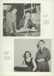 Page 10, 1955 Edition, Ricker Classical Institute - Aquilo Yearbook (Houlton, ME) online yearbook collection
