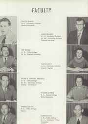 Page 13, 1955 Edition, Ricker Classical Institute - Aquilo Yearbook (Houlton, ME) online yearbook collection