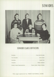Page 16, 1955 Edition, Ricker Classical Institute - Aquilo Yearbook (Houlton, ME) online yearbook collection