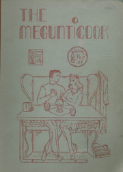 1941 Edition, Camden High School - Megunticook Yearbook (Camden, ME)