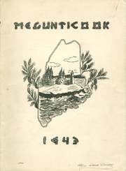 1943 Edition, Camden High School - Megunticook Yearbook (Camden, ME)