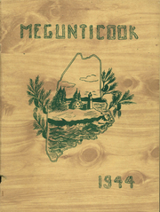 1944 Edition, Camden High School - Megunticook Yearbook (Camden, ME)