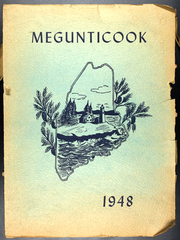 1948 Edition, Camden High School - Megunticook Yearbook (Camden, ME)