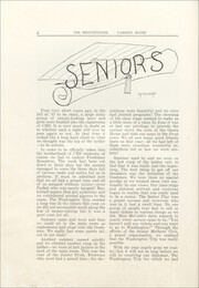 Page 6, 1951 Edition, Camden High School - Megunticook Yearbook (Camden, ME) online yearbook collection