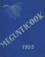 1955 Edition, Camden High School - Megunticook Yearbook (Camden, ME)