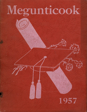 1957 Edition, Camden High School - Megunticook Yearbook (Camden, ME)