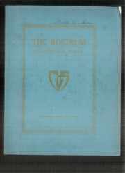 1935 Edition, Guilford High School - Rostrum Yearbook (Guilford, ME)