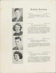 Page 8, 1944 Edition, Guilford High School - Rostrum Yearbook (Guilford, ME) online yearbook collection