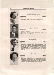 Page 12, 1948 Edition, Waldoboro High School - Medomak Breeze Yearbook (Waldoboro, ME) online yearbook collection