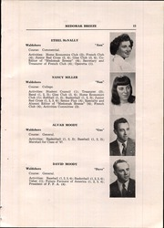 Page 15, 1948 Edition, Waldoboro High School - Medomak Breeze Yearbook (Waldoboro, ME) online yearbook collection