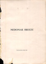Page 3, 1948 Edition, Waldoboro High School - Medomak Breeze Yearbook (Waldoboro, ME) online yearbook collection