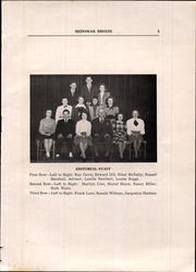 Page 7, 1948 Edition, Waldoboro High School - Medomak Breeze Yearbook (Waldoboro, ME) online yearbook collection