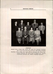 Page 8, 1948 Edition, Waldoboro High School - Medomak Breeze Yearbook (Waldoboro, ME) online yearbook collection