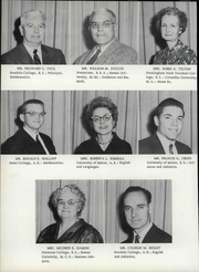 Page 12, 1962 Edition, Waldoboro High School - Medomak Breeze Yearbook (Waldoboro, ME) online yearbook collection