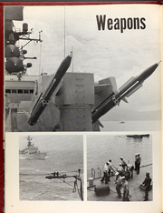Page 10, 1972 Edition, Fox (DLG 33) - Naval Cruise Book online yearbook collection