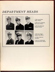 Page 9, 1972 Edition, Fox (DLG 33) - Naval Cruise Book online yearbook collection