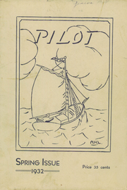 1932 Edition, Mechanic Falls High School - Pilot Yearbook (Mechanic Falls, ME)
