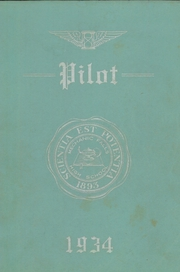 1934 Edition, Mechanic Falls High School - Pilot Yearbook (Mechanic Falls, ME)
