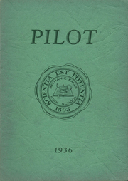 1936 Edition, Mechanic Falls High School - Pilot Yearbook (Mechanic Falls, ME)