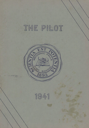 1941 Edition, Mechanic Falls High School - Pilot Yearbook (Mechanic Falls, ME)